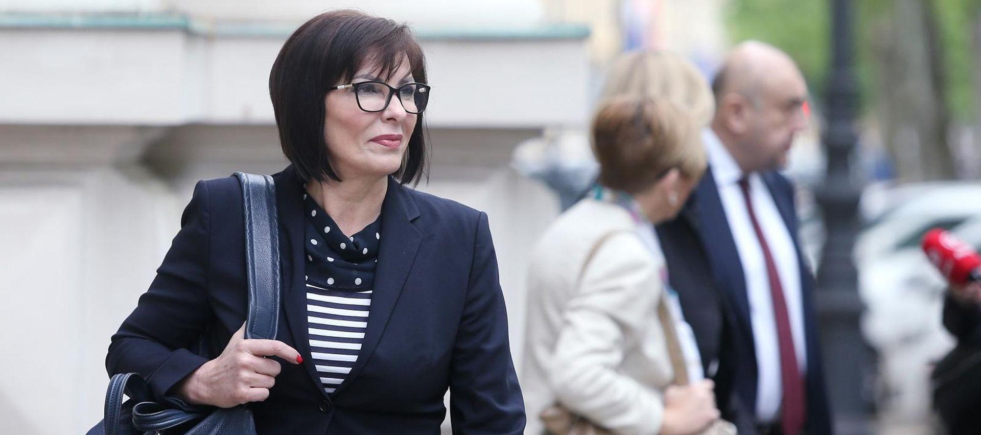 Suđenje Marini Lovrić Merzel krenulo iznova pred novim sudskim vijećem