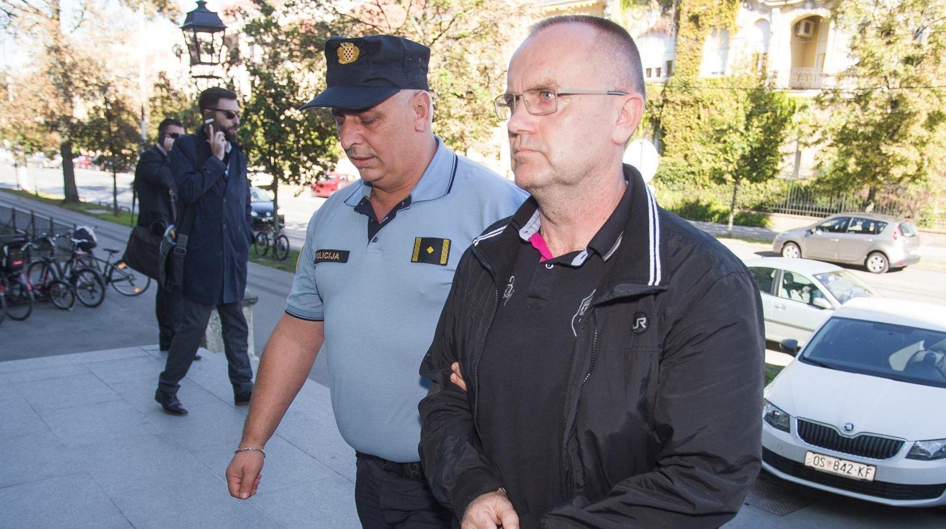 Blaž Curić stigao pred suca, čeka se odluka o istražnom zatvoru