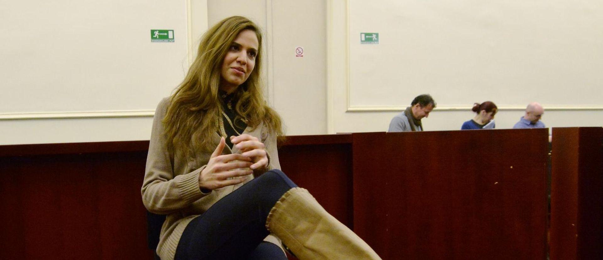 Priveden muškarac koji je prijetio Sanaderovoj kćeri Petri