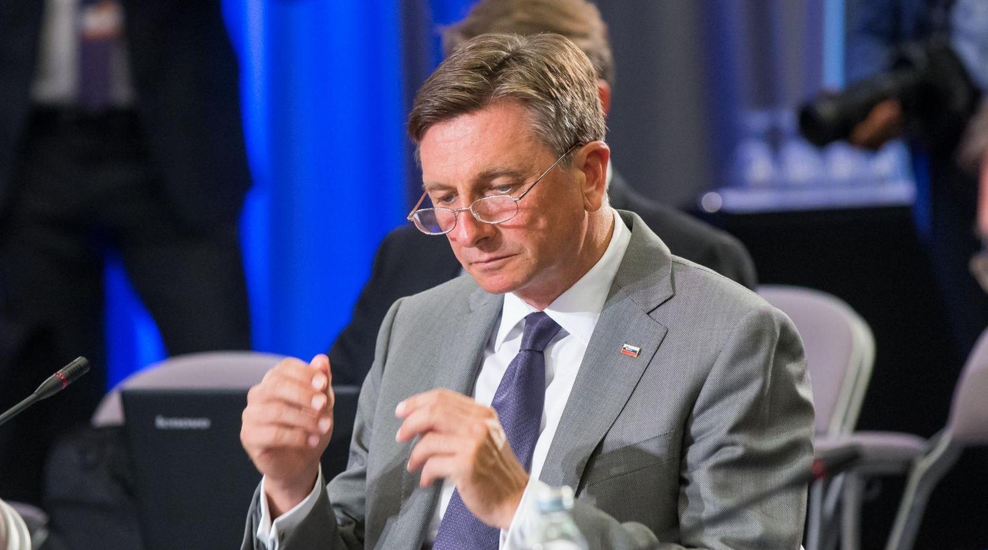 """Pahor kritizira EK: """"Mišljenje nisu uzeli u obzir iz političkih razloga"""""""