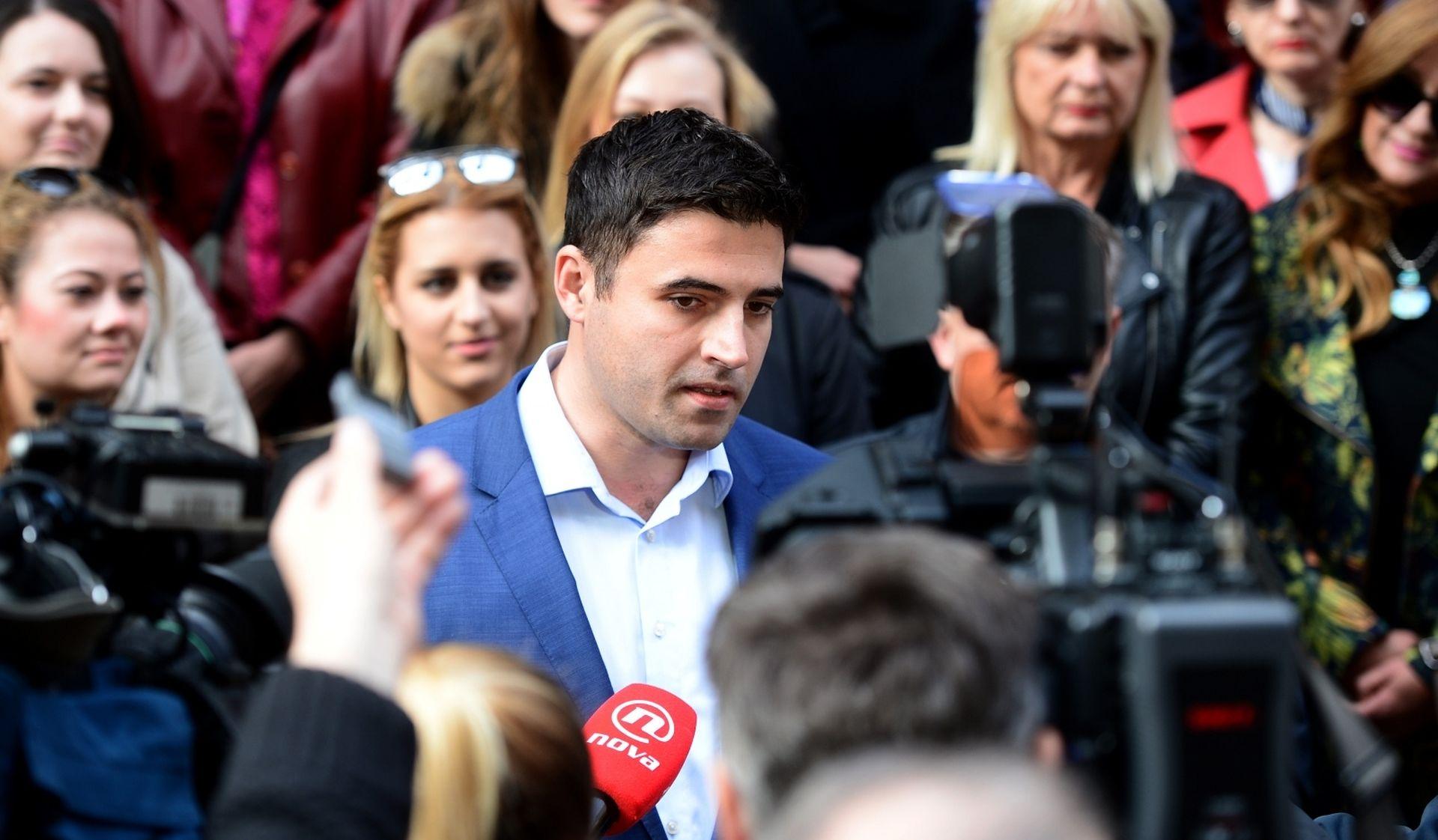 BERNARDIĆ 'Potvrđuje se da je SDP bio u pravu oko Lex Agrokora'