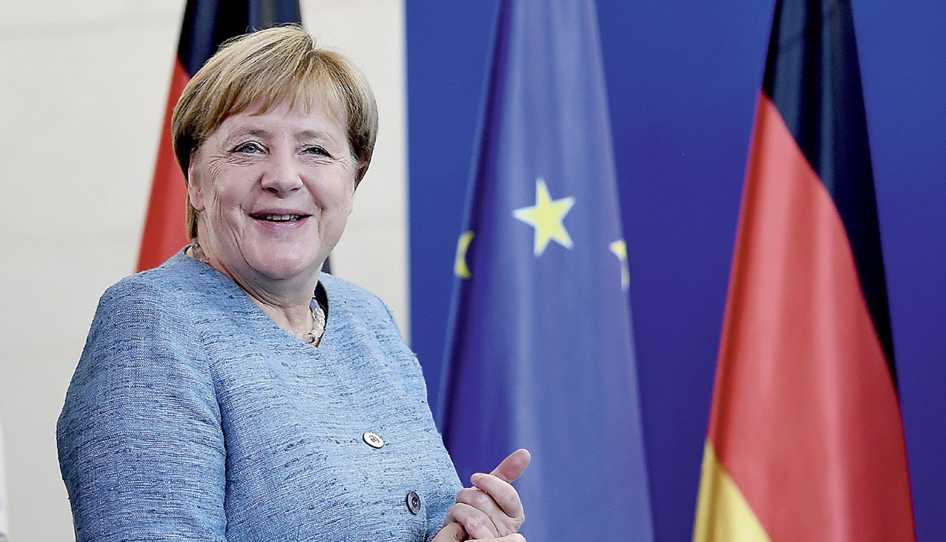 Merkel kandidaturom Webera za šefa EK pokušava spasiti koaliciju