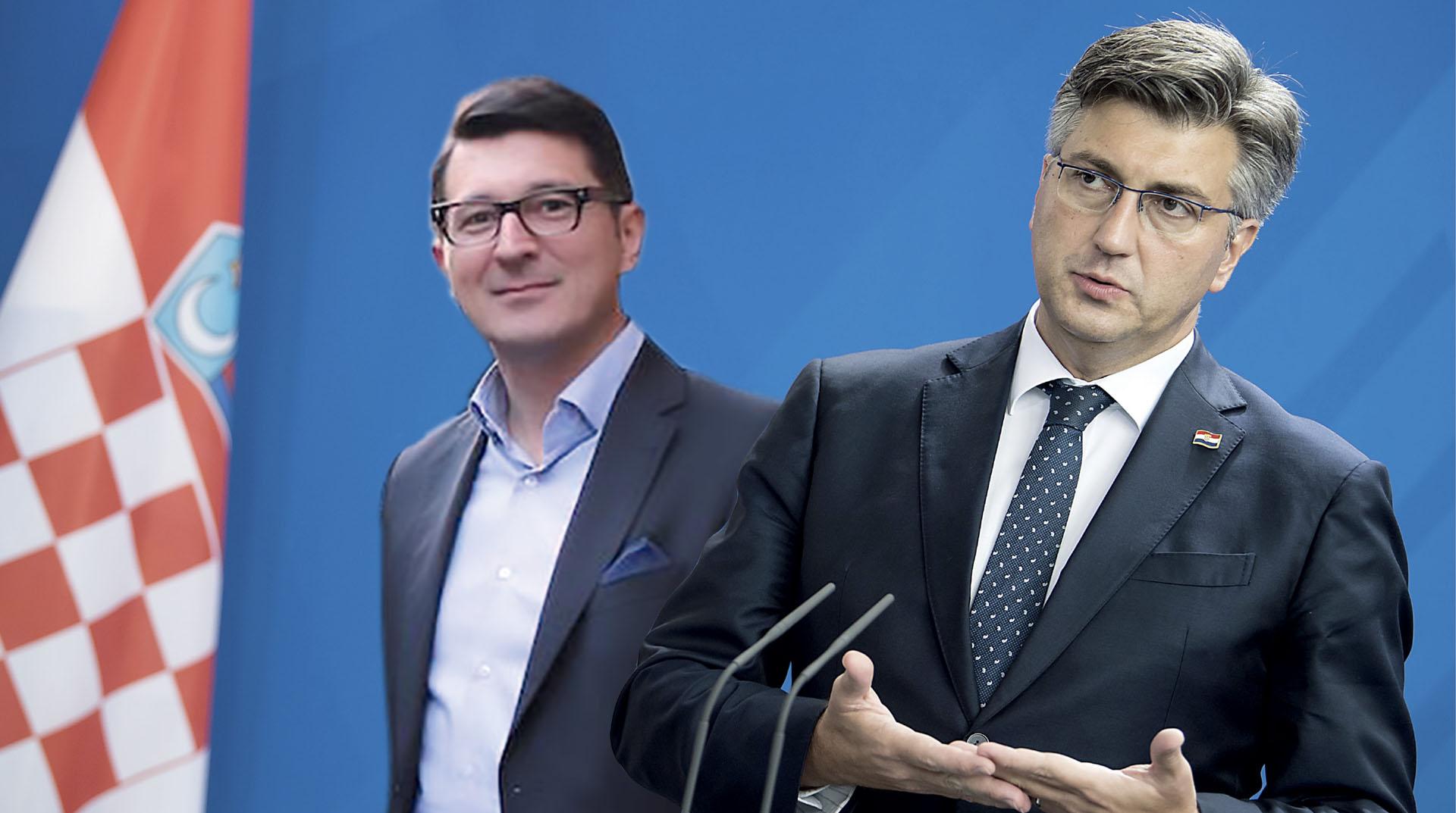 PLENKOVIĆEVU ČOVJEKU ZA LEX AGROKOR Agrokor platio 825 tisuća kuna