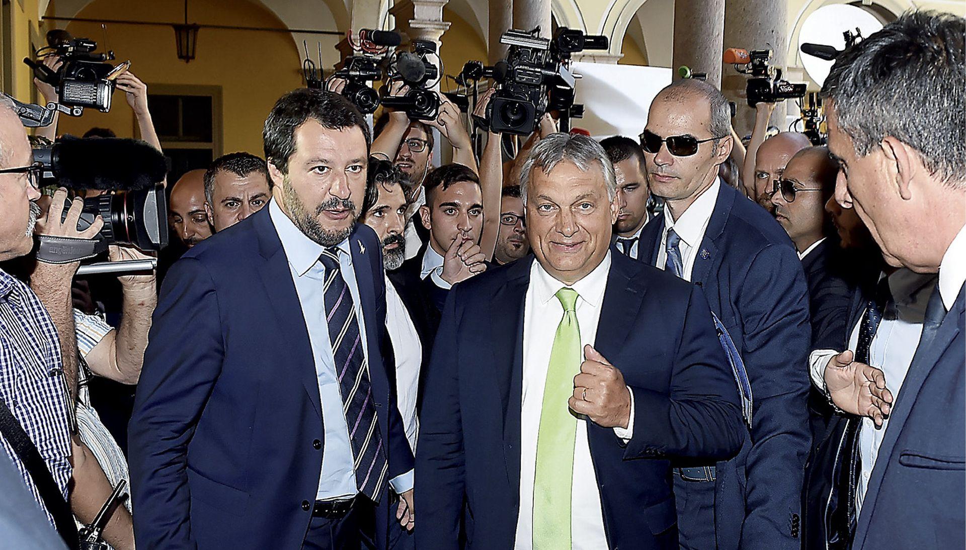 Salvini i Orbán podrivaju politički poredak Europske unije