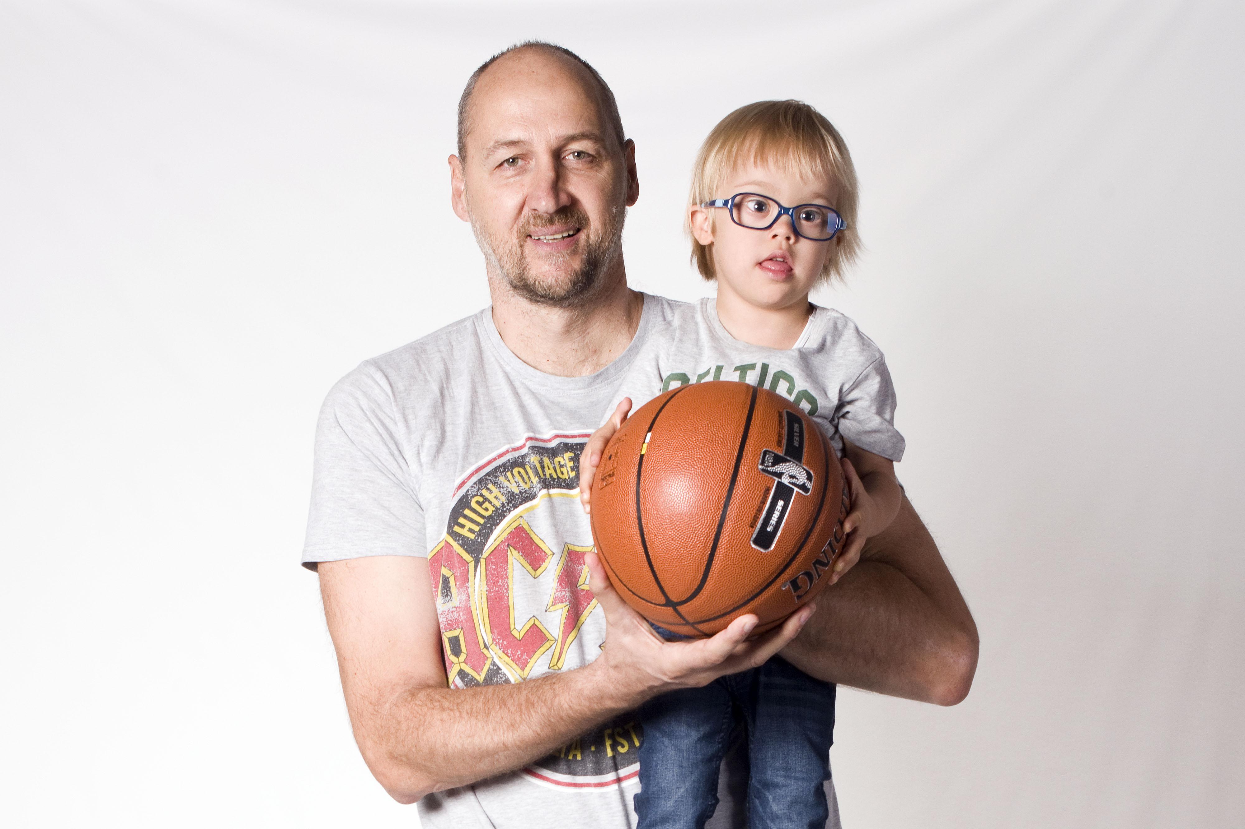 Srebrni Dalić i Rađa iz Kuće slavnih za djecu sa sindromom Down