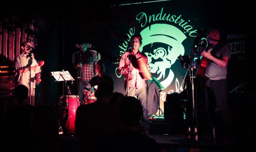 Ricardo Luque predstavlja izbor afro-kubanske glazbe