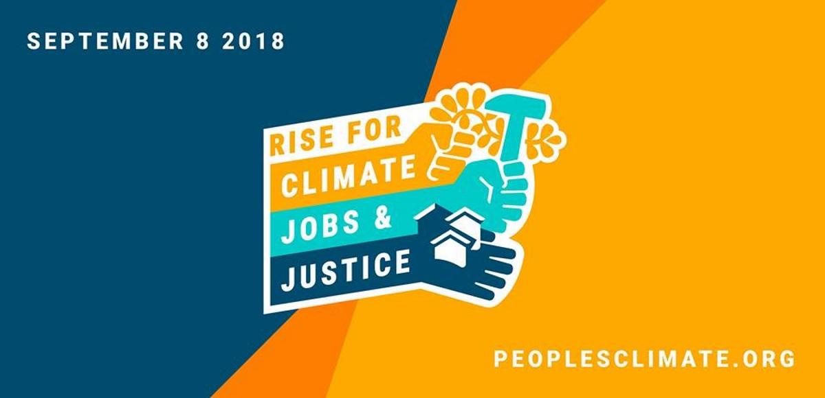 VIDEO: Udruge i građani pokrenuli pokret 'Rise for Climate'