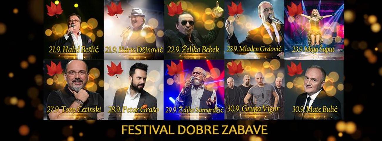 Rujanfest ponovo na zagrebačkom Bundeku