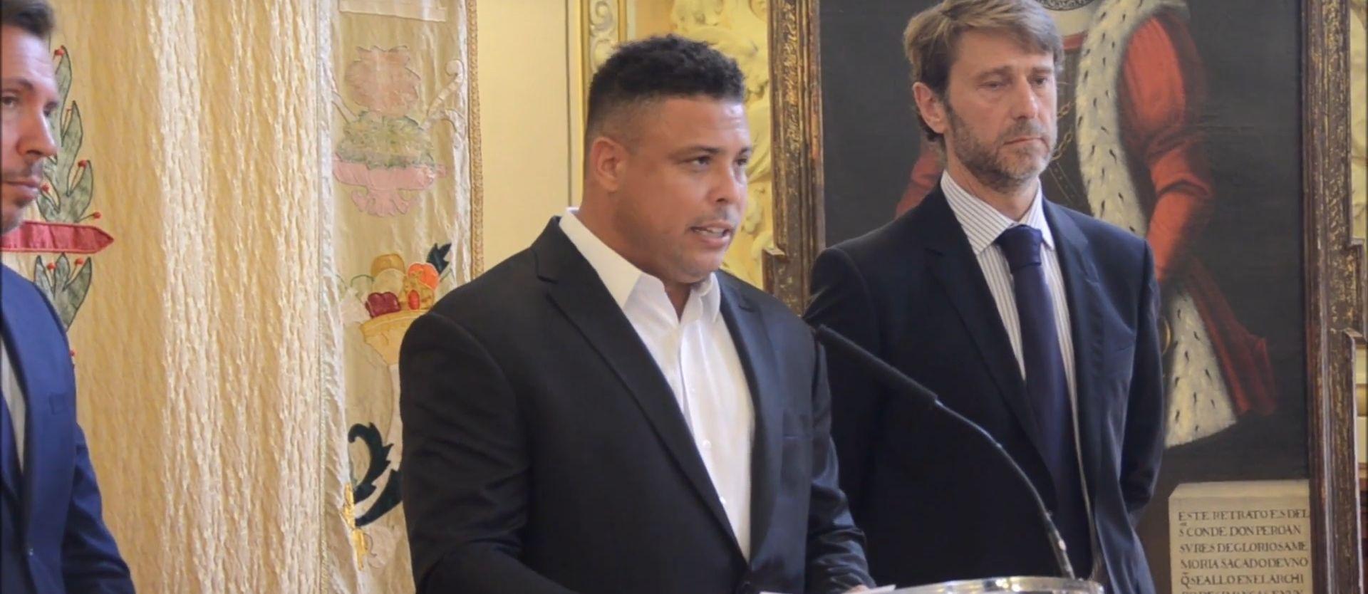 'Pravi' Ronaldo kupio Valladolid