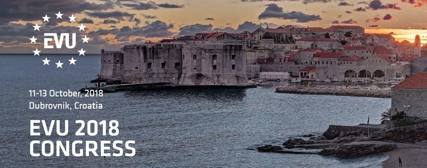 Dubrovnik domaćin Godišnjeg kongresa međunarodne udruge EVU