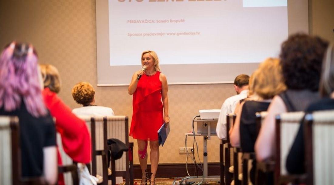 Krenula besplatna predavanja i networking 'Što žene žele?'