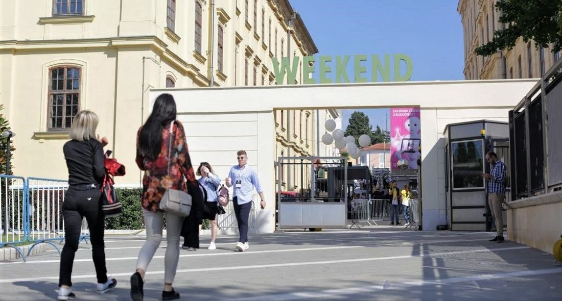 FOTO: Još samo tri dana do Weekend Media Festivala