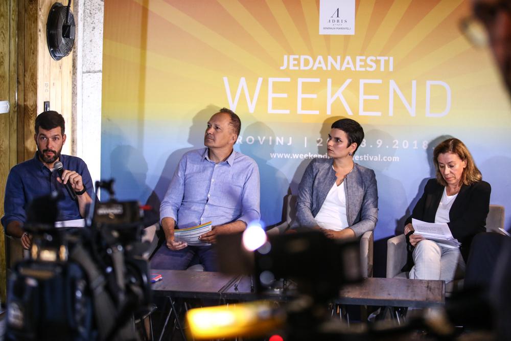 Izbornik Zlatko Dalić i belgijski duo 2manydjs dolaze na 11. Weekend Media Festival