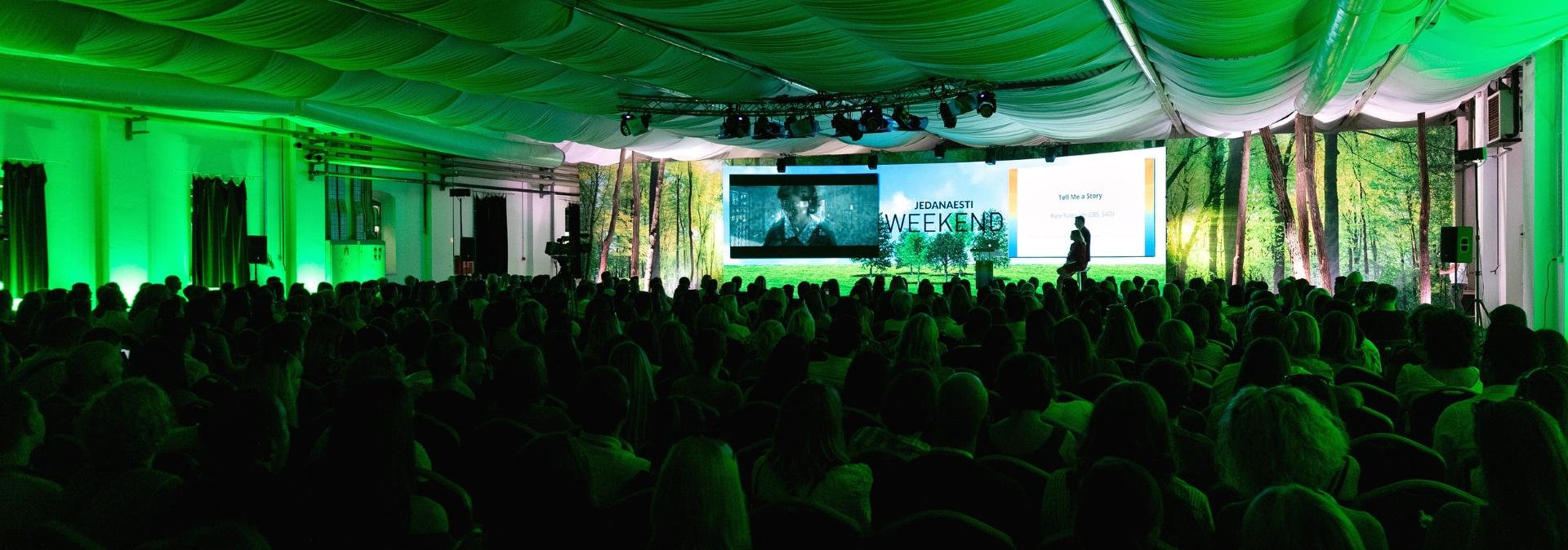 "WEEKEND MEDIA FESTIVAL ""Publika u Hrvatskoj prati trendove kakve vidimo u SAD-u"""