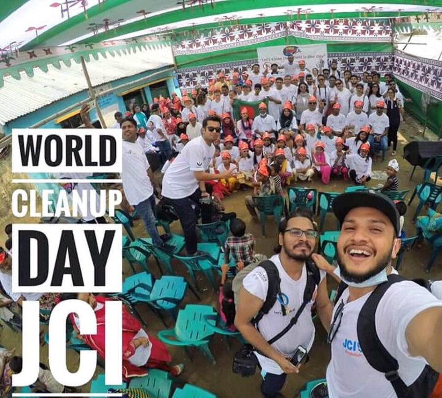 VIDEO: Traje ekološka inicijativa 'World Clean Up Day'