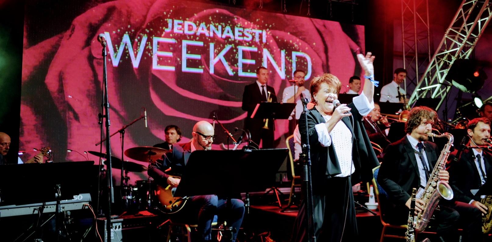 Nastupom Zdenke Kovačićek i Marka Tolje počeo 11. Weekend Media Festival