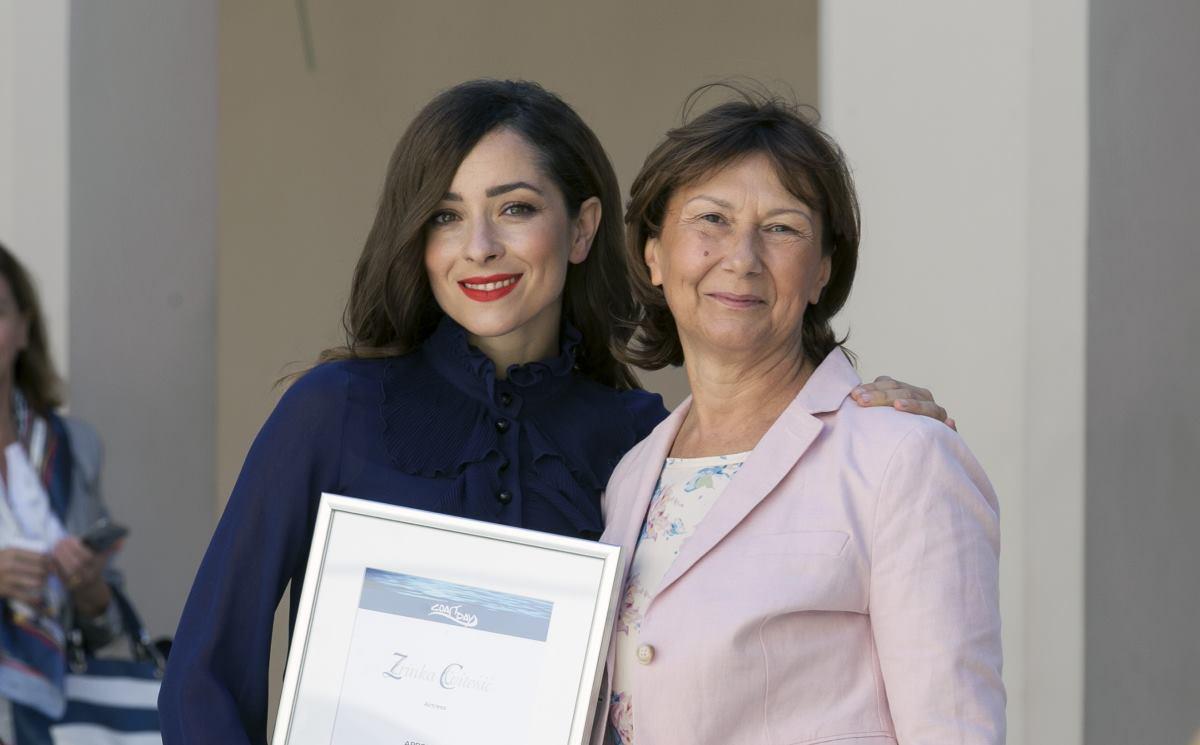 Zrinka Cvitešić proglašena ambasadoricom Mediteranskog dana obale 2018
