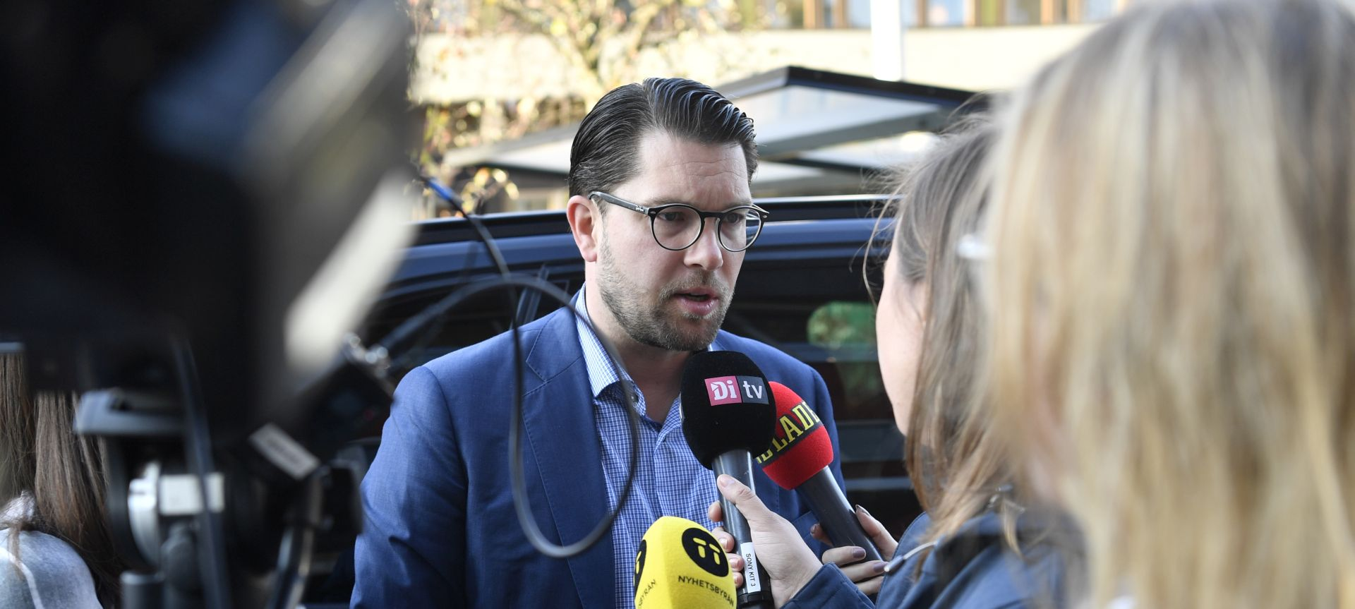 Švedski desni centar želi preuzeti vlast