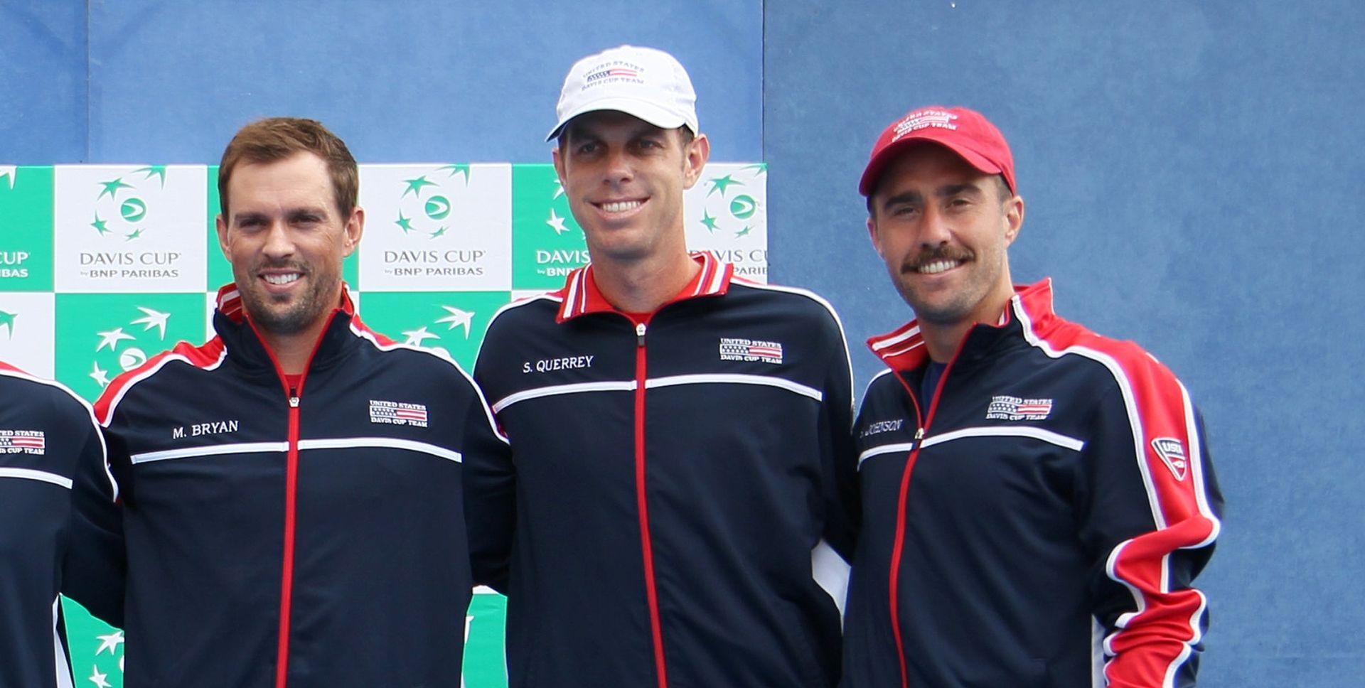 Davis Cup: Querrey umjesto Johnsona protiv Čilića