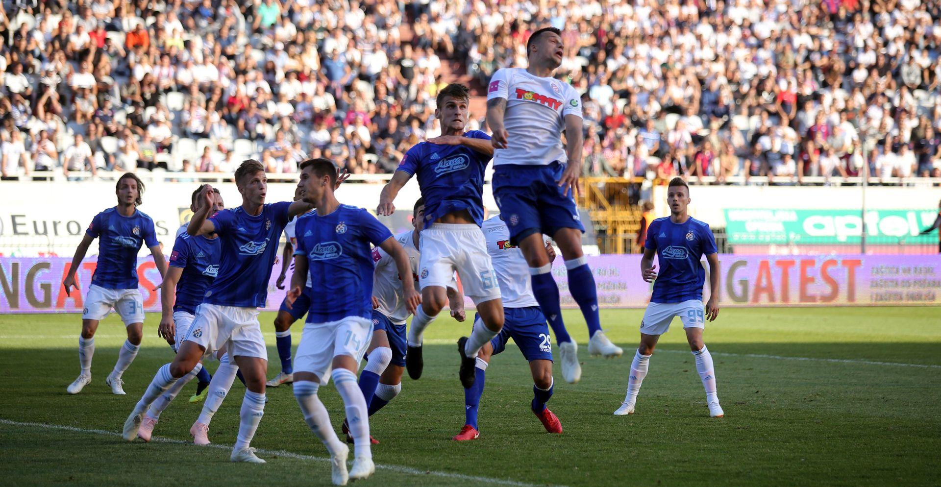SIROMAŠAN DERBI Hajduk – Dinamo 0-0
