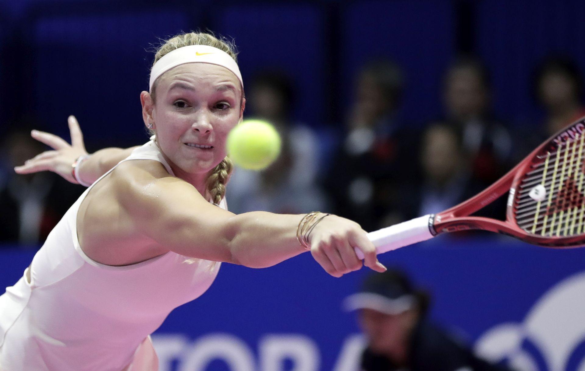 WTA Tokio: Karolina Pliškova zaustavila Donnu Vekić