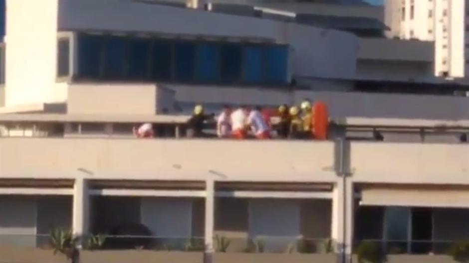 VIDEO Ozlijeđeni u splitskoj eksploziji