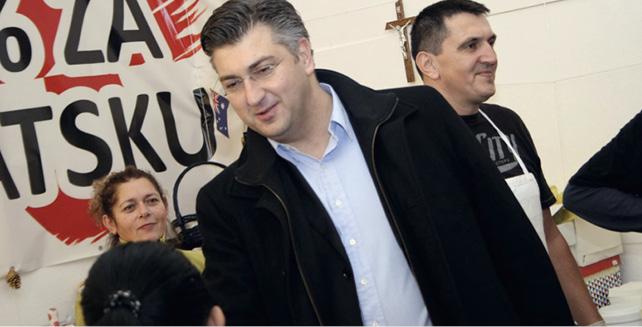Penava testira lojalnost ministara Medveda i Krstičevića