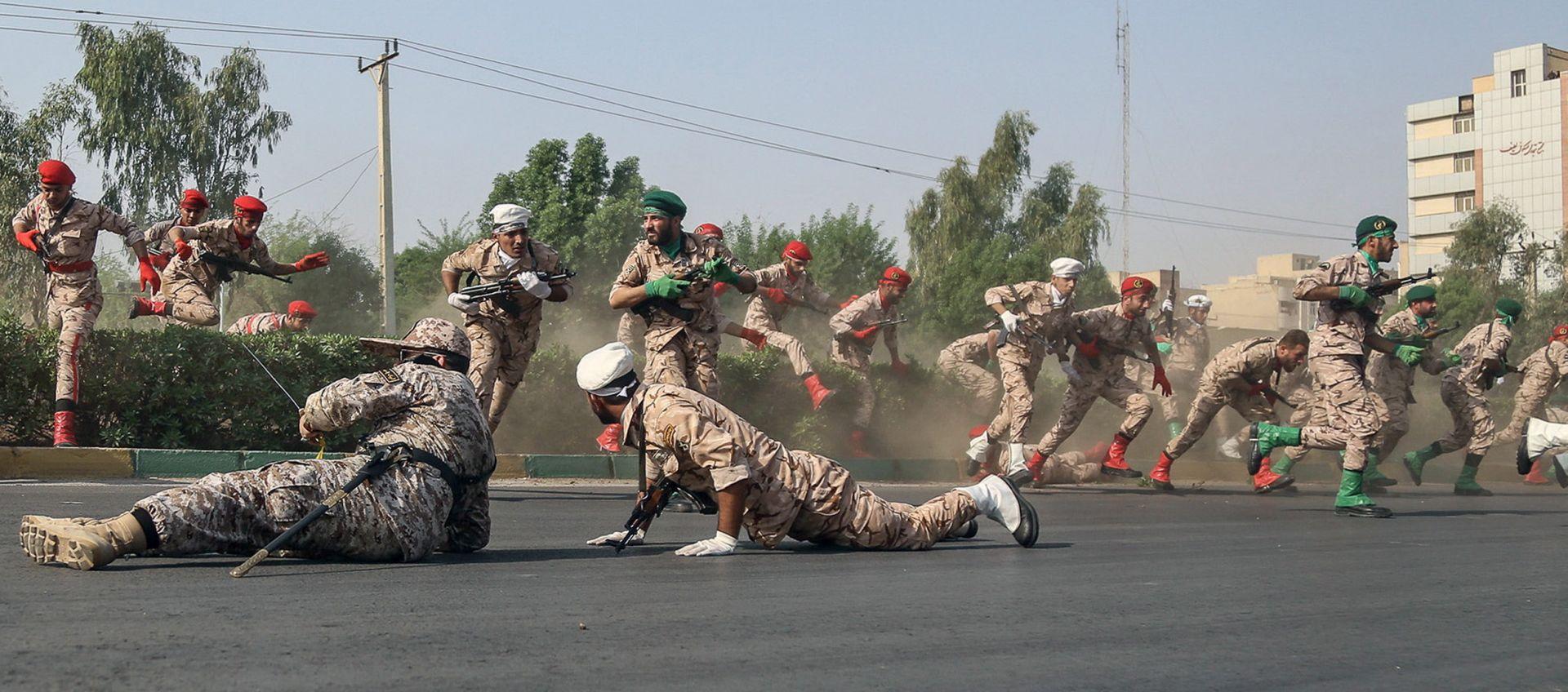 """Iranska Revolucionarna garda prijeti """"smrtonosnom"""" osvetom"""