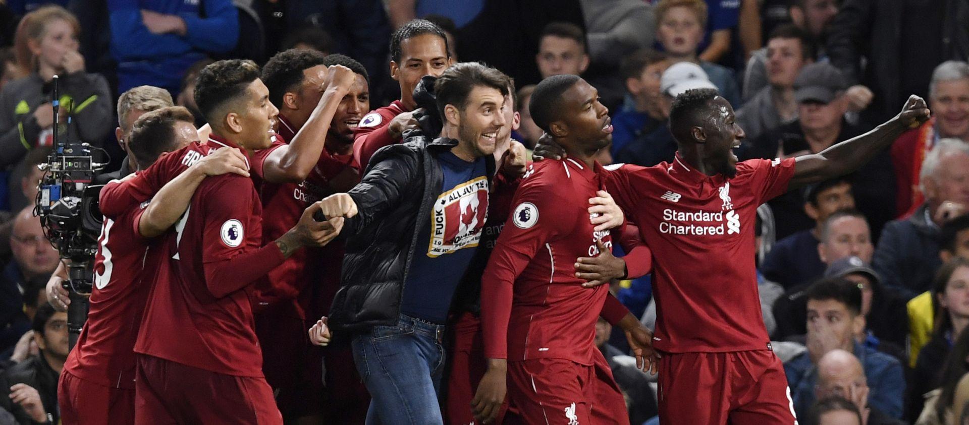 Chelsea – Liverpool 1-1, prekrasna asistencija Kovačića