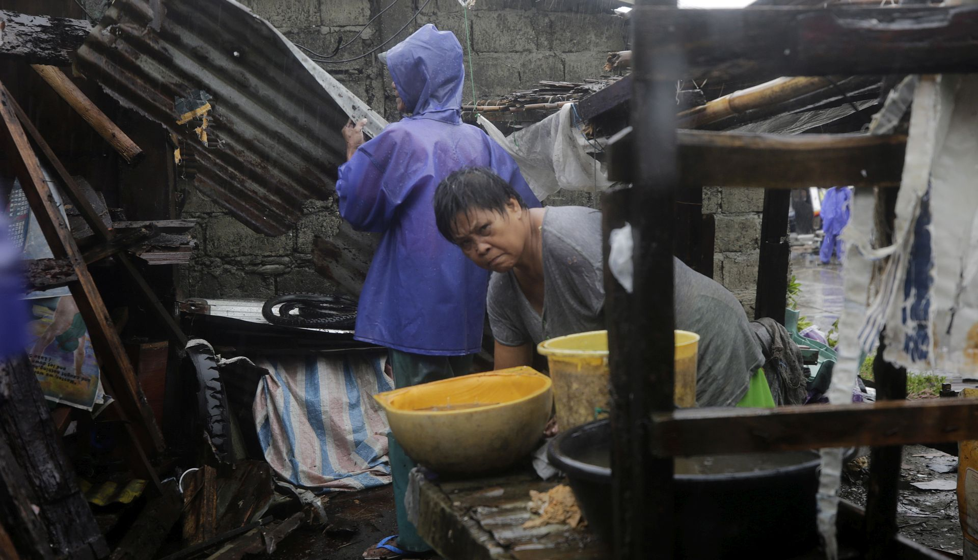 Tajfun Mangkut pogodio sjever Filipina