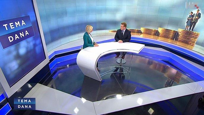 """VIDEO: MINISTAR PAVIĆ """"69 kuna nije malo"""""""