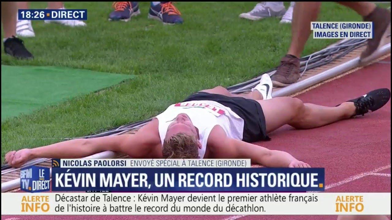Francuz Mayer oborio svjetski rekord u desetoboju