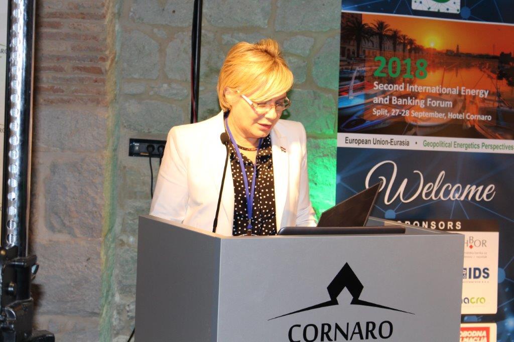 Otvoren forum 'Europska unija – Euroazija: Geopolitičke energetske perspektive'