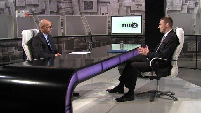 """VIDEO Penava """"Ovo nije napad na HDZ nego na institucije"""""""