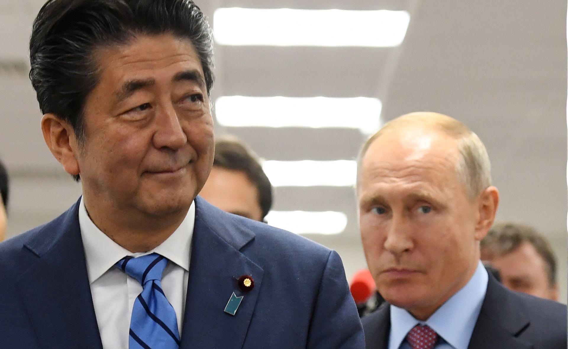 Putin 'ohladio' Abeov optimizam