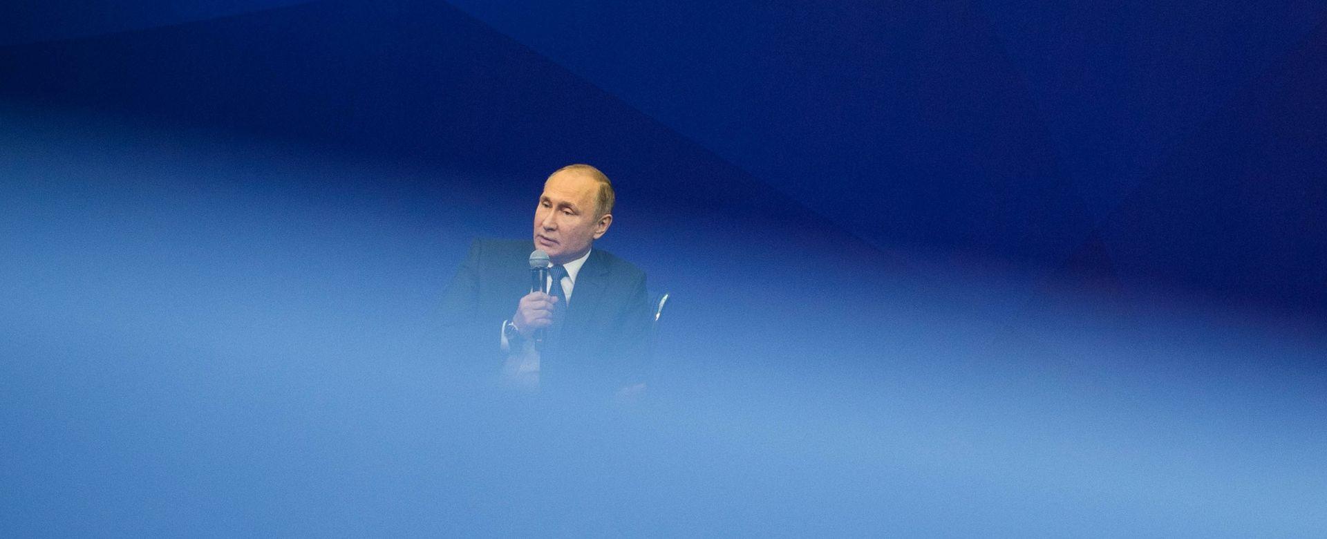 PROTUVLADINI PROSVJEDI Rusi na izborima