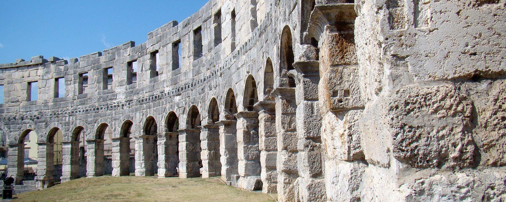 GAF Državni ured za sport 'pobrkao' pulsku Arenu i rimski Colosseum