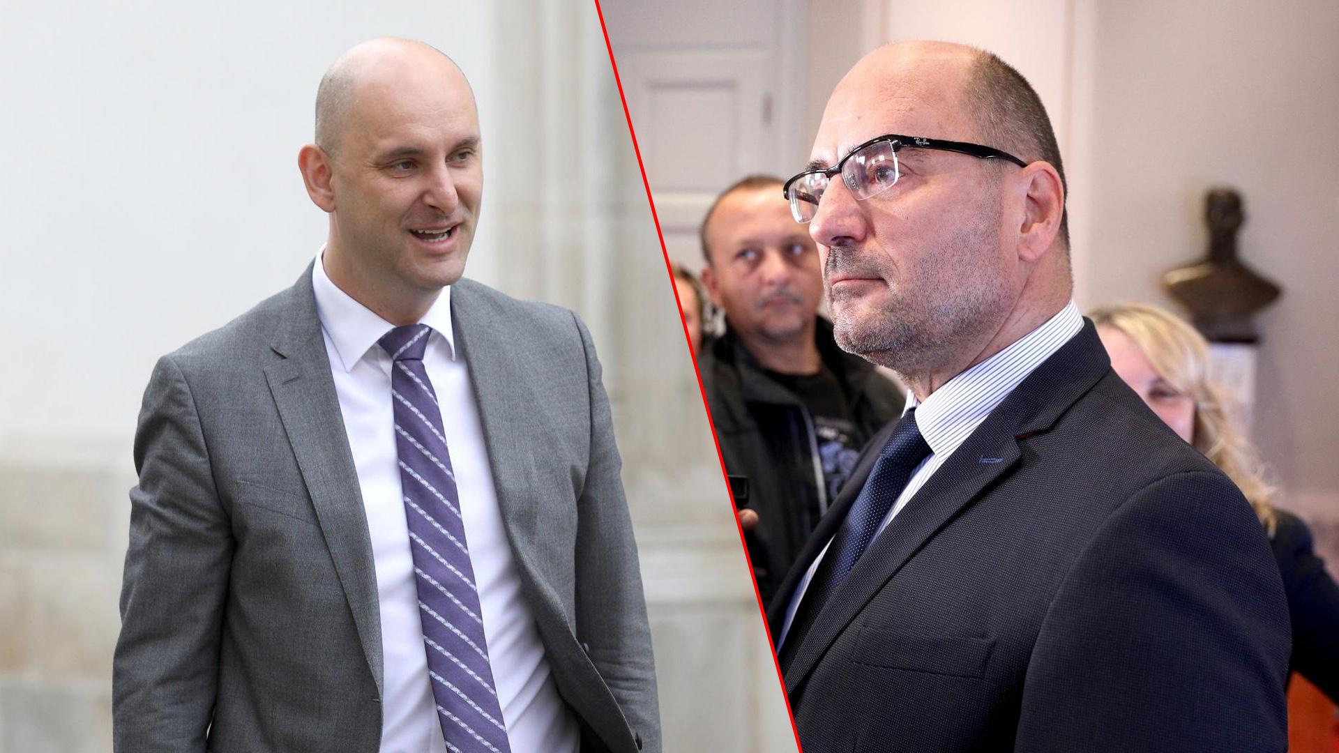 UPOZORIO VARGU Uhićeni Tolušićev vozač i Brkićev kum na ispitivanju
