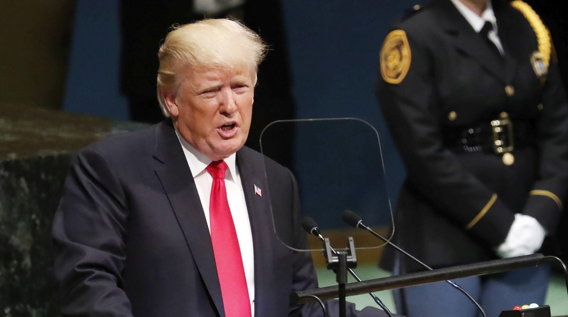 Žestoka svađa Trumpa i Rohanija