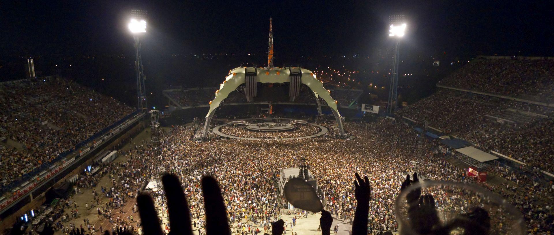 U2 i četvrt stoljeća redefiniranja rock koncerata