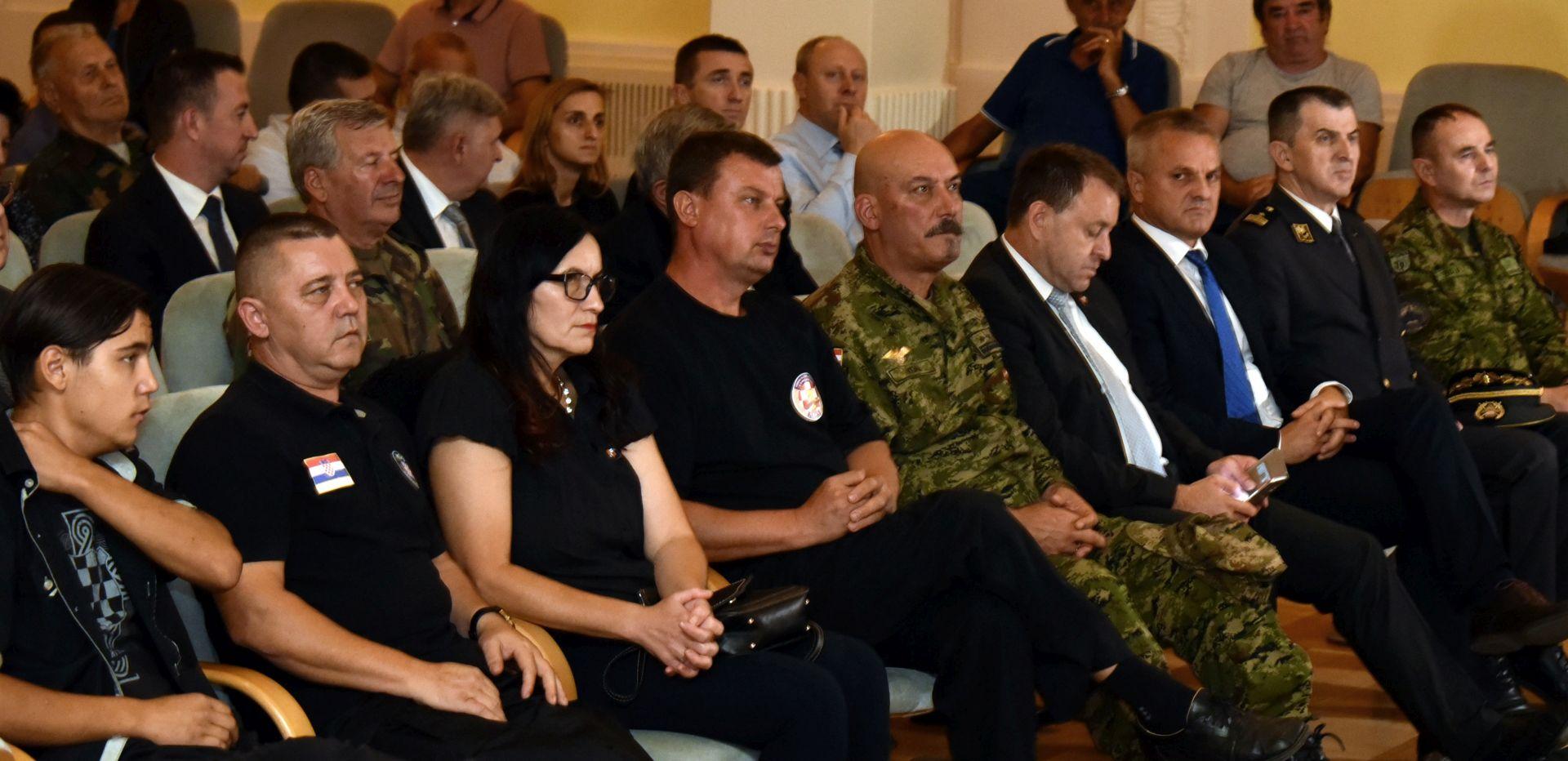 27 godina od osnutka 204. vukovarske brigade