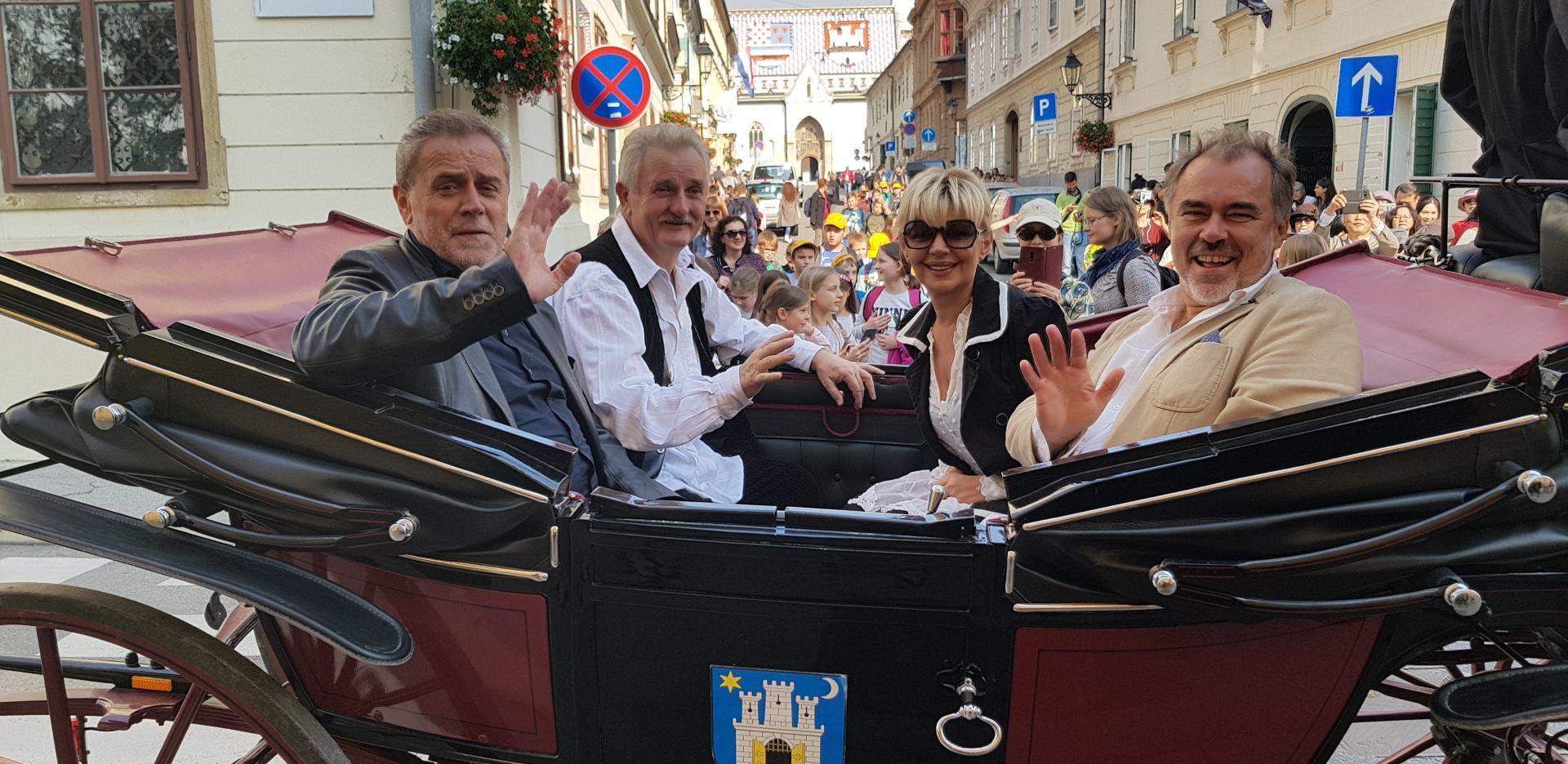 FOTO: Šima Jovanovac najavio feštu slavonske glazbe 'Šimunovo u Lisinskom'
