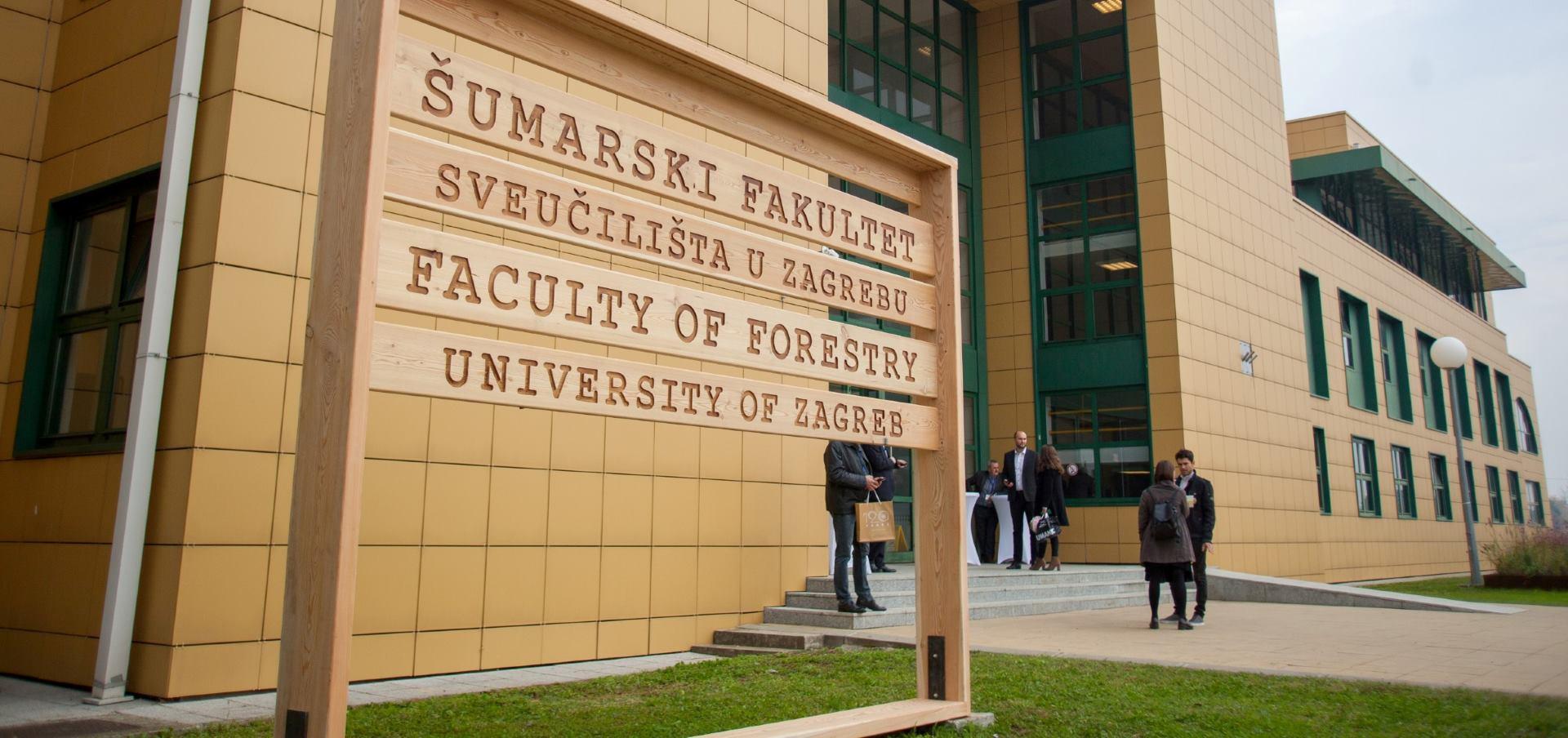 FOTO: Šumarski fakultet proslavio 120. obljetnicu utemeljenja