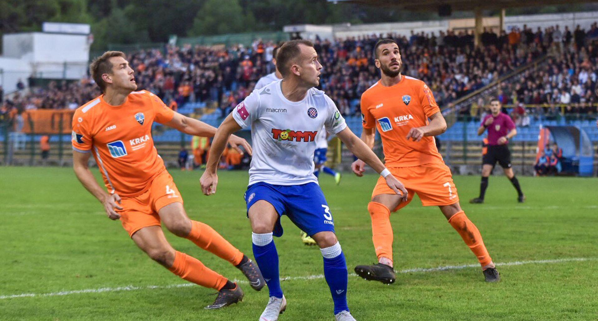 Hajduk pobijedio Šibenik nakon produžetaka