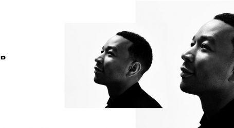 John Legend uključio obitelj na stvaranju albuma