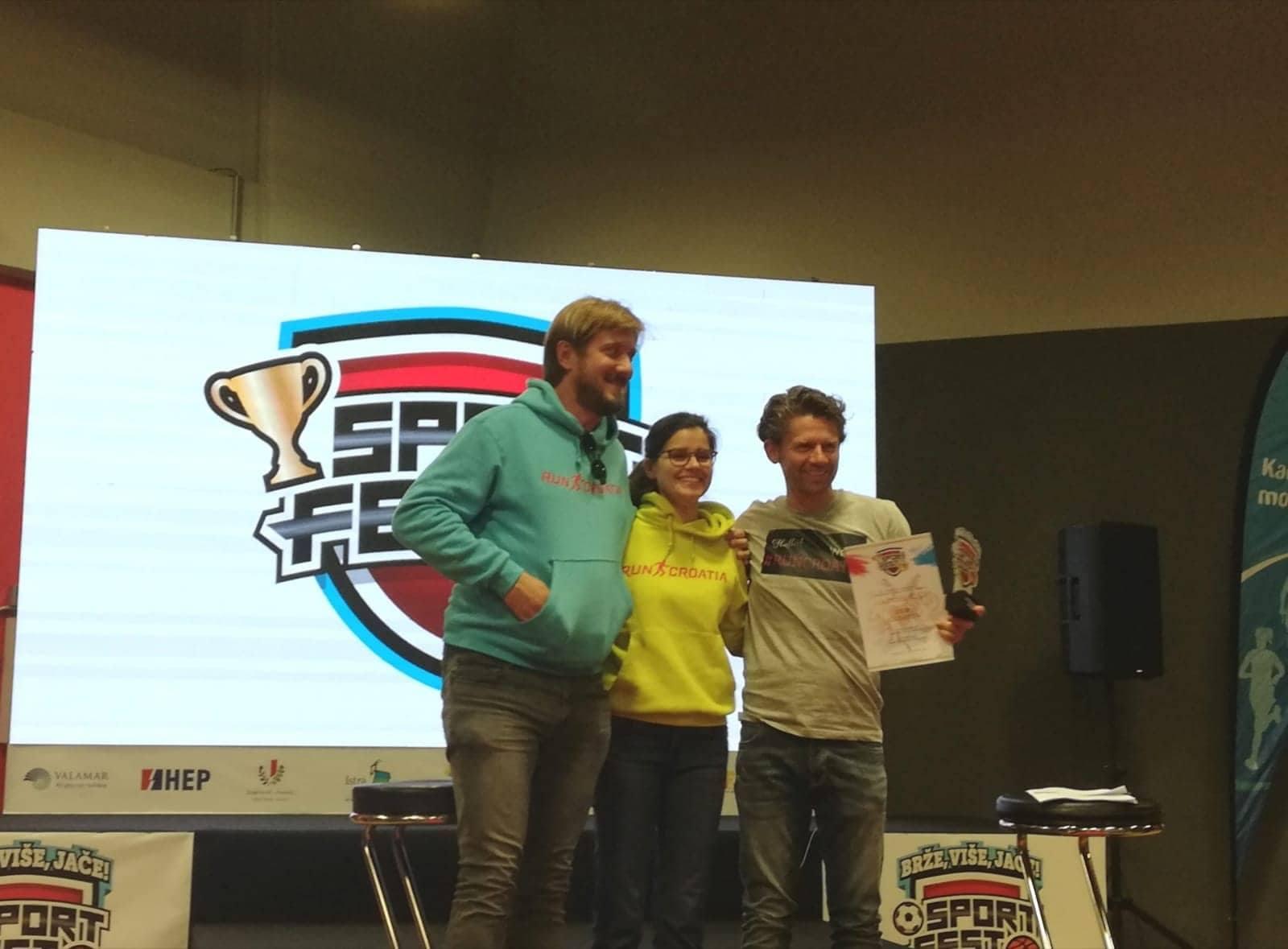 Na Sport Festu u Poreču dodijeljene prve JUMP nagrade