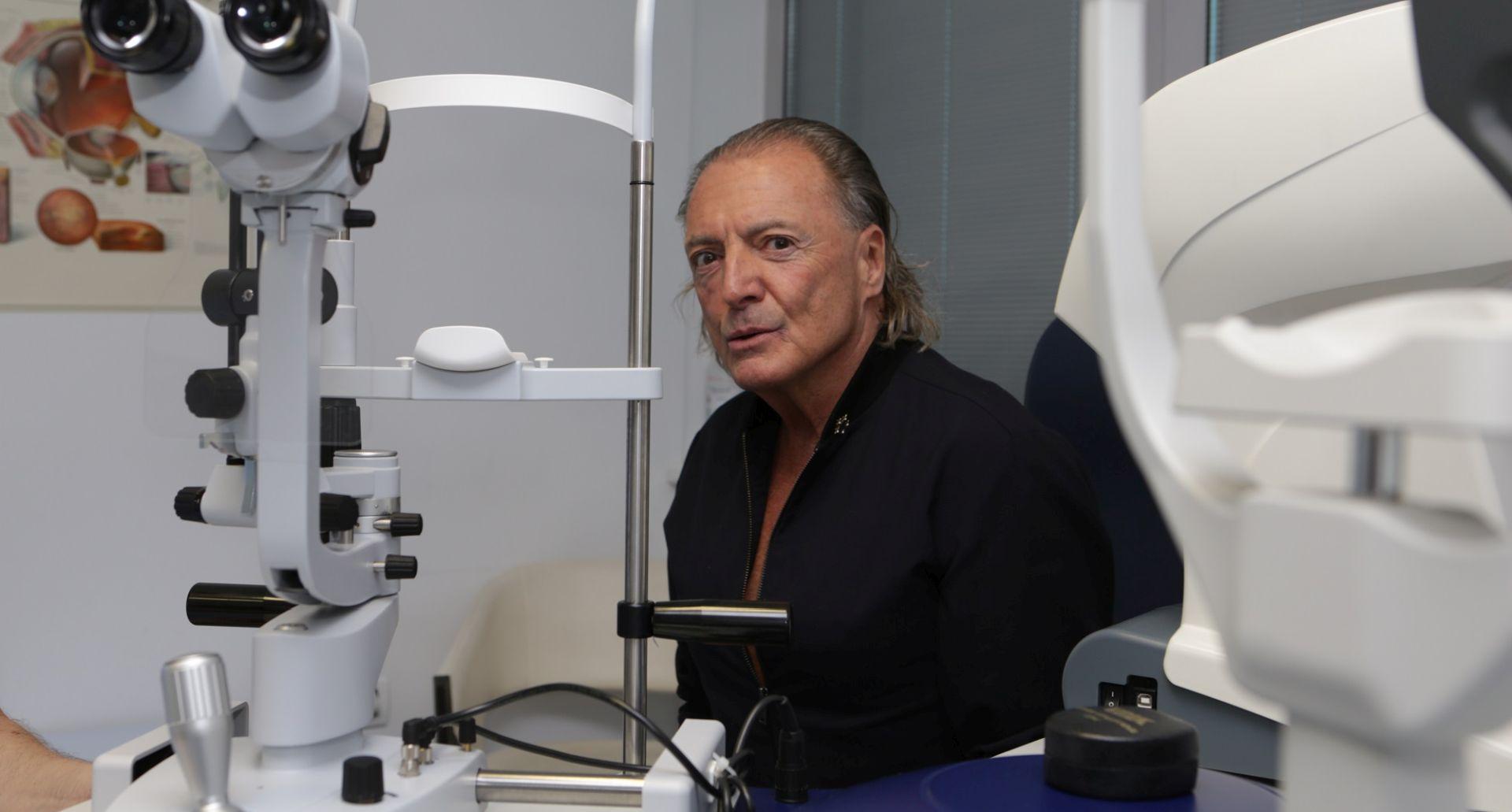 """Assante: """"Došao sam u Hrvatsku riješiti probleme s vidom"""""""
