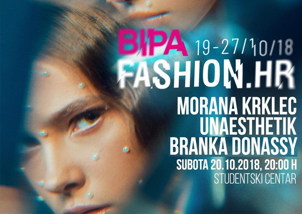 VIDEO: Tri modne prezentacije na drugoj večeri Bipa FASHION.HR-a