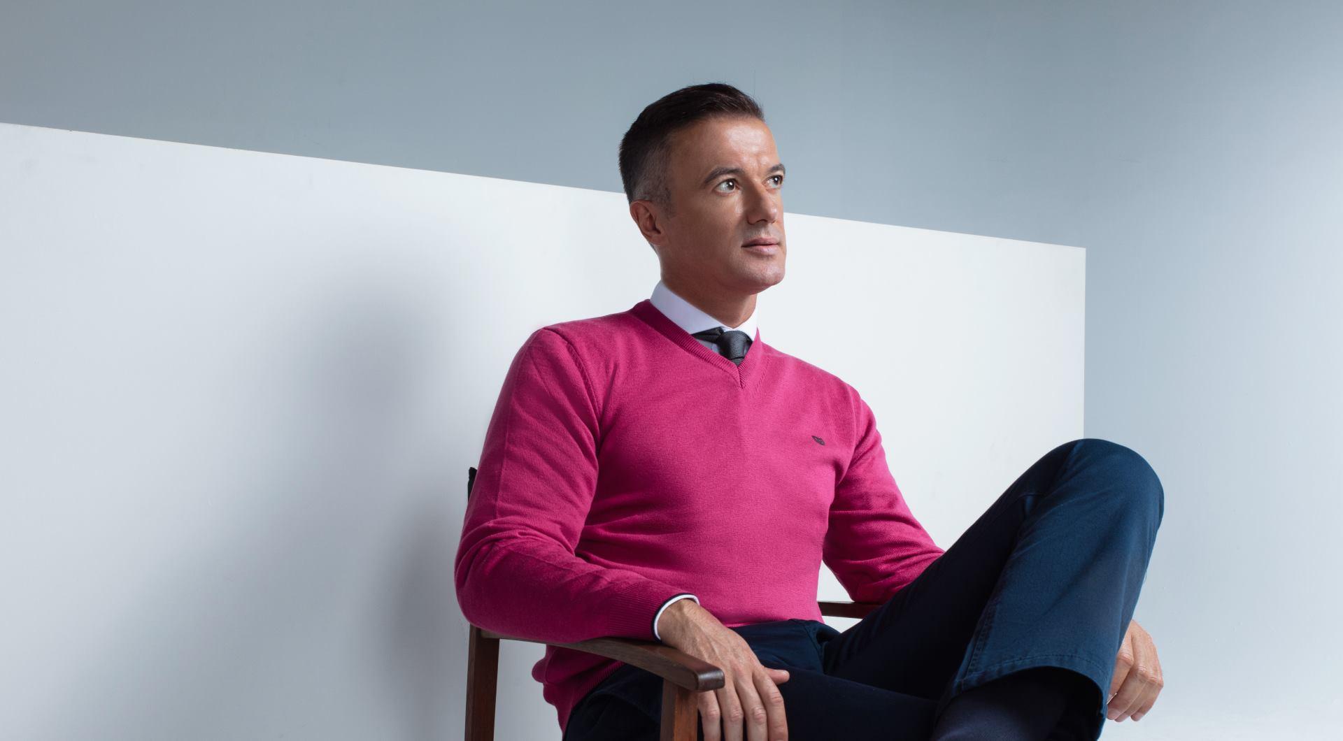 FOTO: Joško Jeličić, zaštitno lice kampanje mladoghrvatskog lifestyle branda