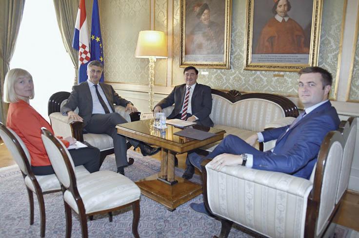 VLADA PRIZNALA 'Nismo potpisali ugovor sa savjetnicima za otkup dionica Ine'